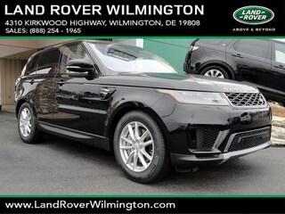 New 2018 Land Rover Range Rover Sport SE SUV in Wilmington, DE
