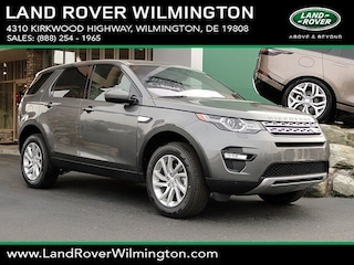 New 2018 Land Rover Discovery Sport HSE SUV in Wilmington, DE