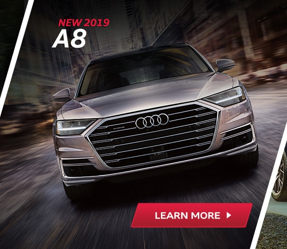 2019 Audi A8: Audi Dealer Fort Worth TX