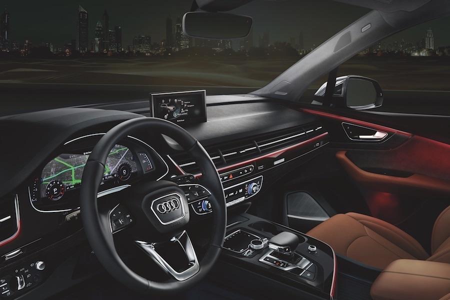 Audi Q7 Interior Grapevine TX | Audi Grapevine