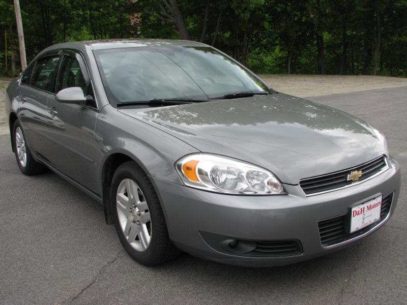 2007 Chevrolet Impala LT LT Sedan W/3LT