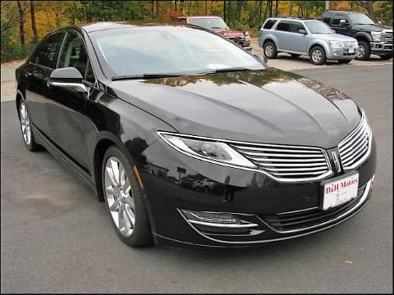 2015 Lincoln MKZ Base AWD  Sedan