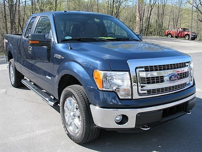 2014 Ford F-150 XLT 4x4 XLT  SuperCab Styleside 6.5 ft. SB