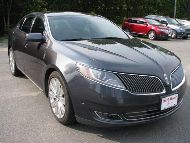 2013 Lincoln MKS Ecoboost AWD EcoBoost  Sedan