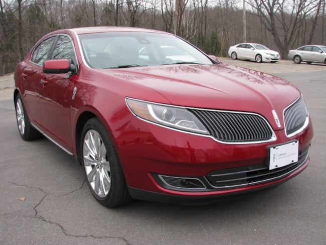 2015 Lincoln MKS 3.5L EcoBoost AWD Sedan