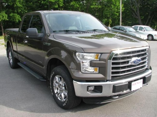 2015 Ford F-150 XLT 4x4 XLT  SuperCab 6.5 ft. SB