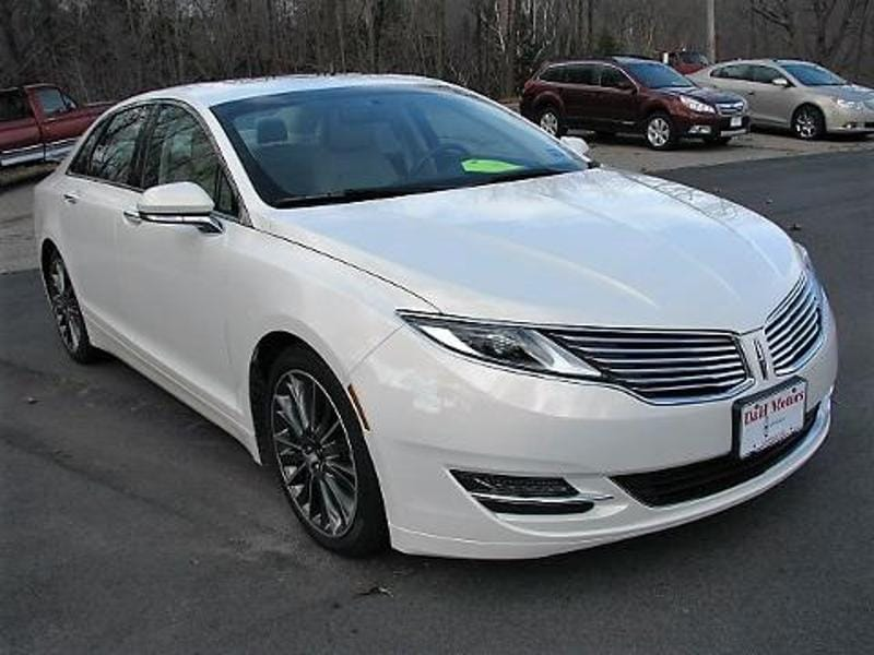 2013 Lincoln MKZ Base AWD  Sedan