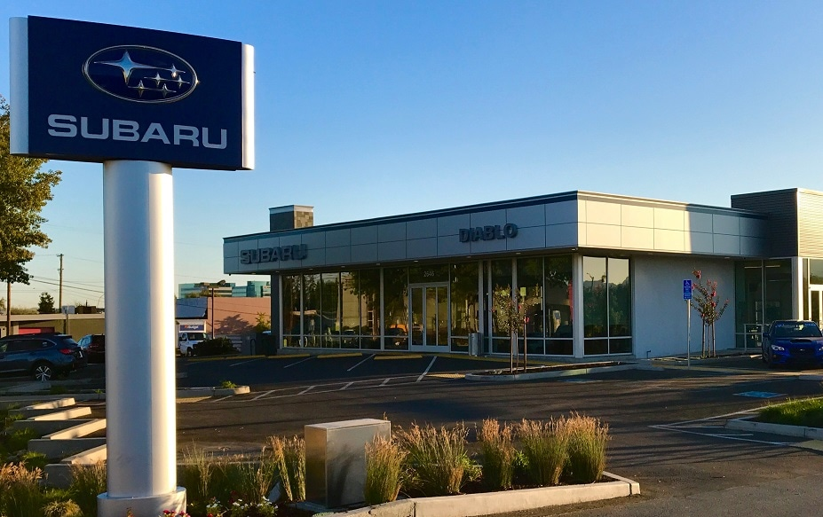 Diablo Subaru of Walnut Creek - 2646 North Main Street, Walnut Creek, CA 94597