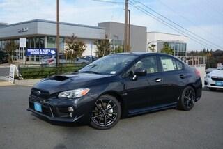 New 2019 Subaru WRX Premium (M6) Sedan Walnut Creek, CA