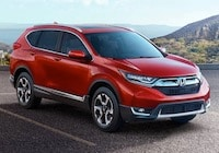 2018 Honda CR-V near Temecula