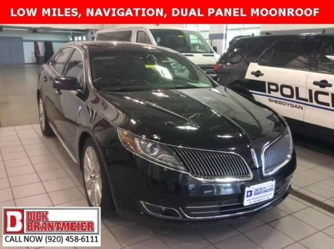 2013 Lincoln MKS Ecoboost Sedan