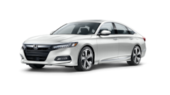 2019 Honda Accord EX Sedan Automatic Platinum White Pearl