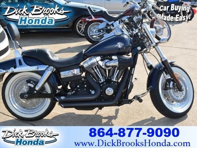 2008 Harley Davidson FAT BOB FXDF Cruiser