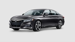 2019 Honda Accord EX Sedan Automatic Modern Steel Metallic