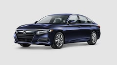 2019 Honda Accord EX Sedan Automatic Obsidian Blue Pearl