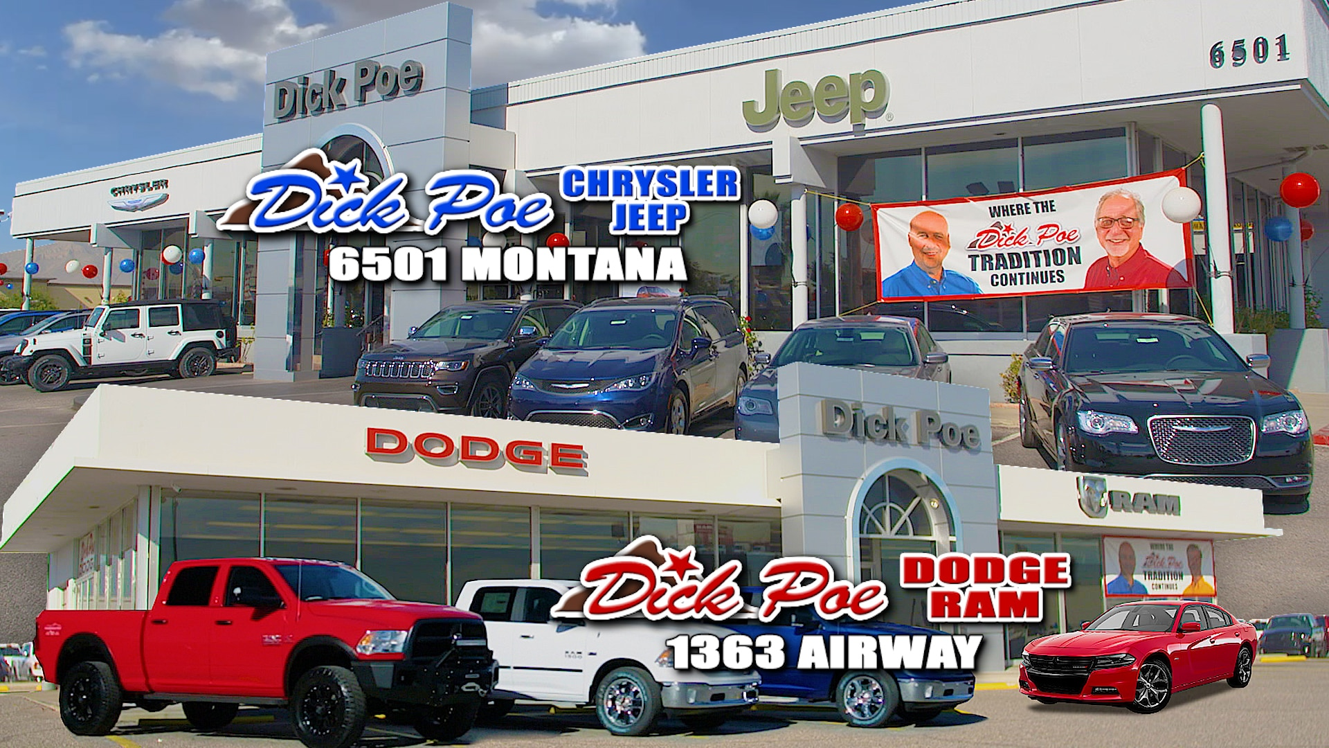 CDJR Dealerships