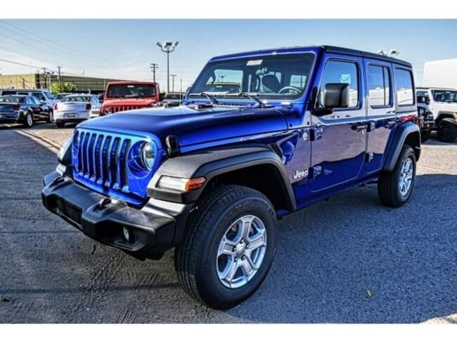 Jeep El Paso >> 2019 Jeep Wrangler Unlimited Sport S 4x4 For Sale El Paso Tx Near Las Cruces Nm Horizon City Vin 1c4hjxdgxkw583774