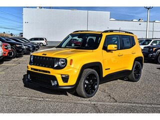 2019 Jeep Renegade ALTITUDE 4X2 Sport Utility