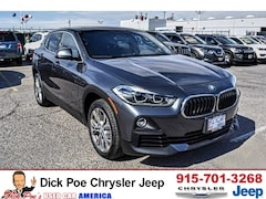 Used Vehicles 2018 BMW X2 Xdrive28I Sports Activity Vehicle in El Paso, TX