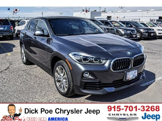 Used 2018 BMW X2 Xdrive28I Sports Activity Vehicle in El Paso