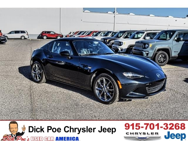 2018 Mazda MX-5 Miata RF Grand Touring Auto