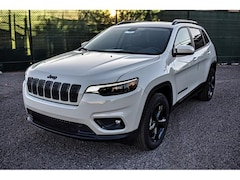 New Chrysler Jeep 2019 Jeep Cherokee ALTITUDE 4X4 Sport Utility 1C4PJMLX9KD322546 in El Paso, TX