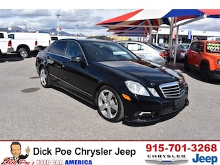 2011 Mercedes-Benz E-Class E 350 Luxury RWD Sedan