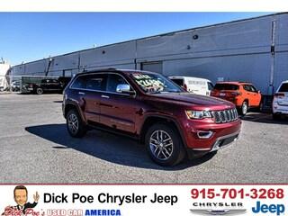 2017 Jeep Grand Cherokee Limited 4X2