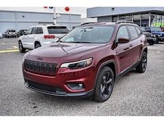 New Chrysler Jeep 2019 Jeep Cherokee ALTITUDE FWD Sport Utility 1C4PJLLN6KD339331 in El Paso, TX