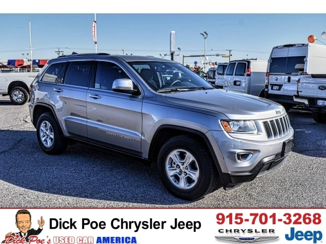 2015 Jeep Grand Cherokee RWD  Laredo