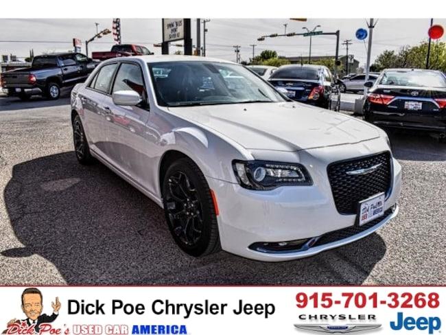 Used 2019 Chrysler 300 300S RWD in El Paso