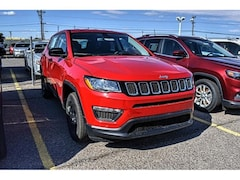 New 2019 Jeep Compass SPORT FWD Sport Utility 3C4NJCAB1KT699973 26117 for sale in El Paso