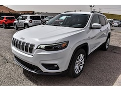 New 2019 Jeep Cherokee LATITUDE FWD Sport Utility 1C4PJLCX9KD429204 26262 for sale in El Paso