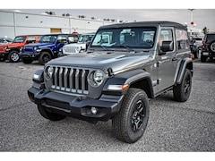 New 2019 Jeep Wrangler SPORT 4X4 Sport Utility 1C4GJXAN9KW523208 26044 for sale in El Paso