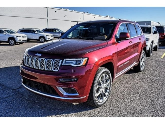 Dick Poe Jeep >> 2019 Jeep Grand Cherokee SUMMIT 4X4 For Sale | El Paso TX ...