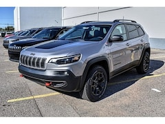 New 2019 Jeep Cherokee TRAILHAWK 4X4 Sport Utility 1C4PJMBN6KD306661 25888 for sale in El Paso
