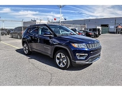 New 2019 Jeep Compass Limited 4x4 suv 3C4NJDCB1KT596006 A15837 for sale in El Paso