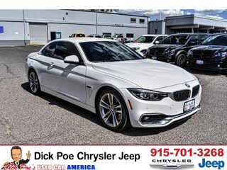 2018 BMW 4 Series 440I Convertible