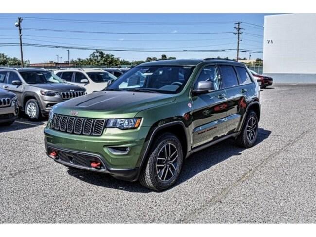 2019 Jeep Grand Cherokee TRAILHAWK 4X4 For Sale | El Paso TX | Near Las  Cruces NM & Horizon City | VIN: 1C4RJFLGXKC730404