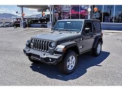 New 2019 Jeep Wrangler SPORT S 4X4 Sport Utility 1C4GJXAG3KW645600 26367 for sale in El Paso
