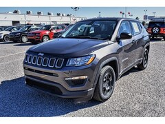 New 2019 Jeep Compass SPORT FWD Sport Utility 3C4NJCAB9KT614801 25906 for sale in El Paso
