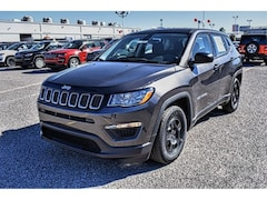 New Chrysler Jeep 2019 Jeep Compass SPORT FWD Sport Utility 3C4NJCAB9KT614801 in El Paso, TX