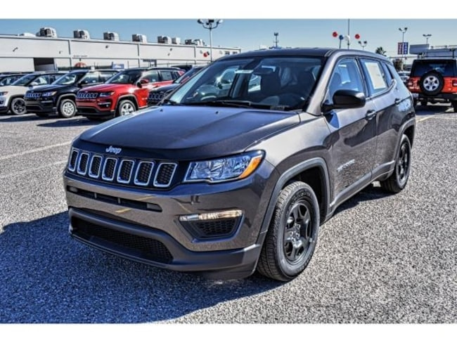 New 2019 Jeep Compass SPORT FWD Sport Utility in El Paso