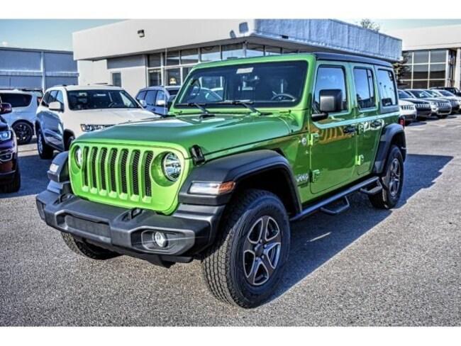 2018 jeep wrangler unlimited sport s 4x4 for sale el paso tx near las cruces nm horizon. Black Bedroom Furniture Sets. Home Design Ideas