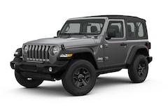 New 2019 Jeep Wrangler SPORT 4X4 Sport Utility 1C4GJXAG7KW645521 for sale in El Paso