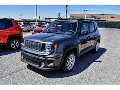 New 2019 Jeep Renegade LATITUDE FWD Sport Utility ZACNJABB6KPK00981 26311 for sale in El Paso