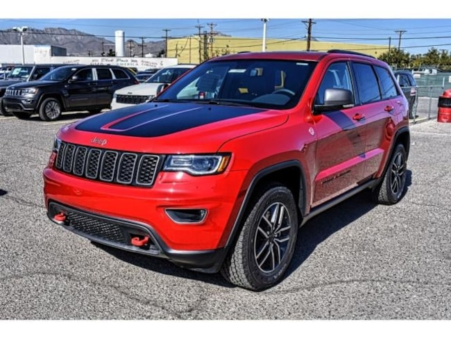 2019 jeep grand cherokee trailhawk 4x4 for sale el paso tx near las cruces nm horizon city. Black Bedroom Furniture Sets. Home Design Ideas