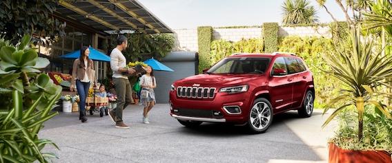 New Jeep Cherokee Suvs For Sale El Paso Tx