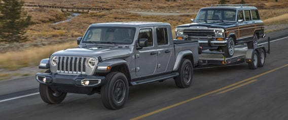 New Jeep Gladiator El Paso Tx Dick Poe Chrysler Jeep