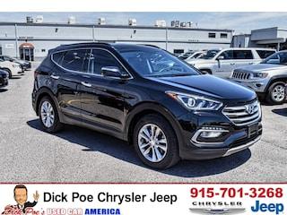 2017 Hyundai Santa Fe Sport 2.0T Auto